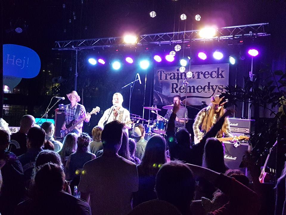 Trainwreck Remedys Releasefest